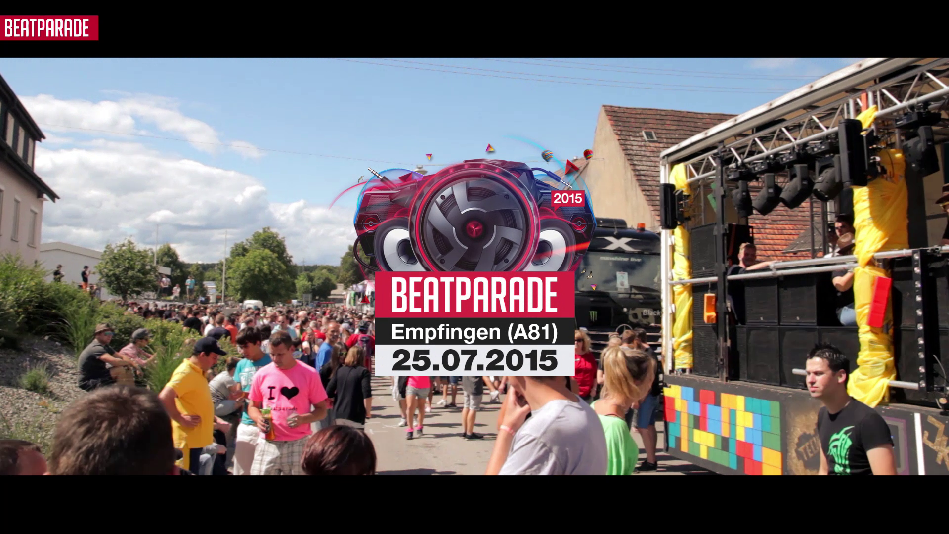 BEATPARADE 2015 - OFFICIAL AFTERMOVIE