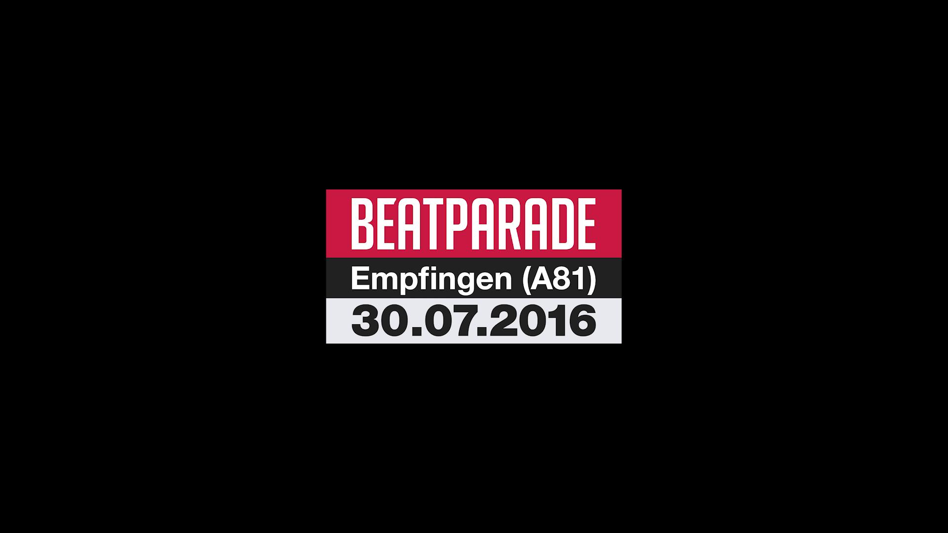 BEATPARADE 2016 - OFFICIAL AFTERMOVIE