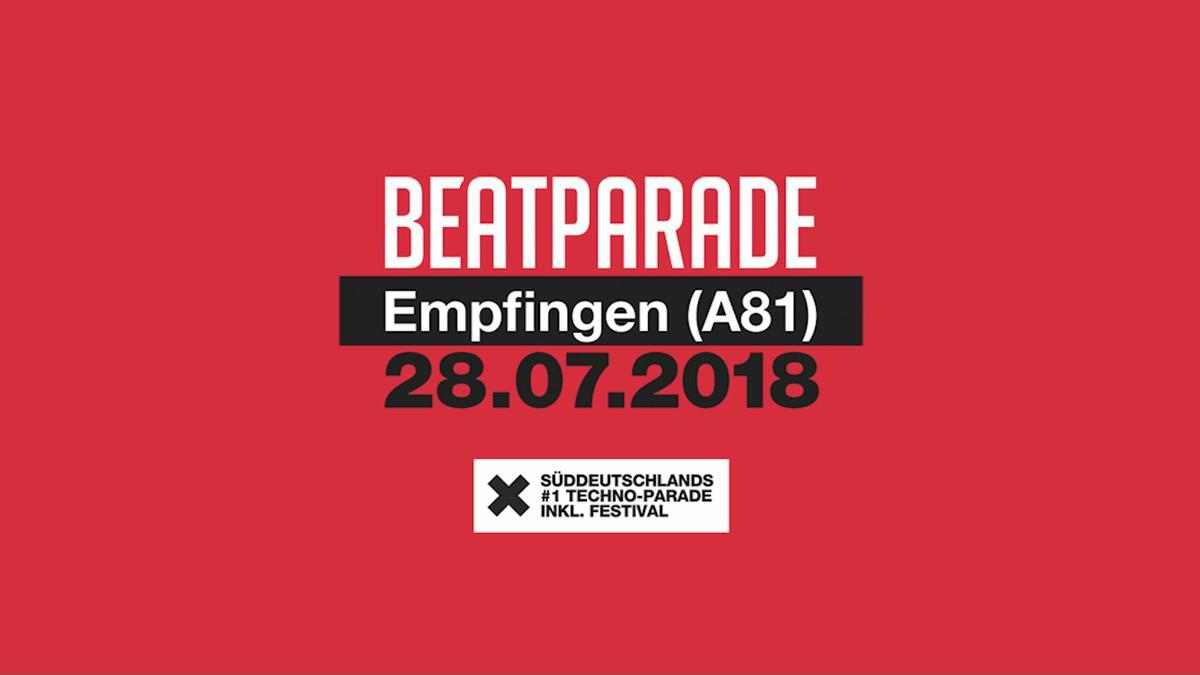 BEATPARADE 2018 - Official Teaser